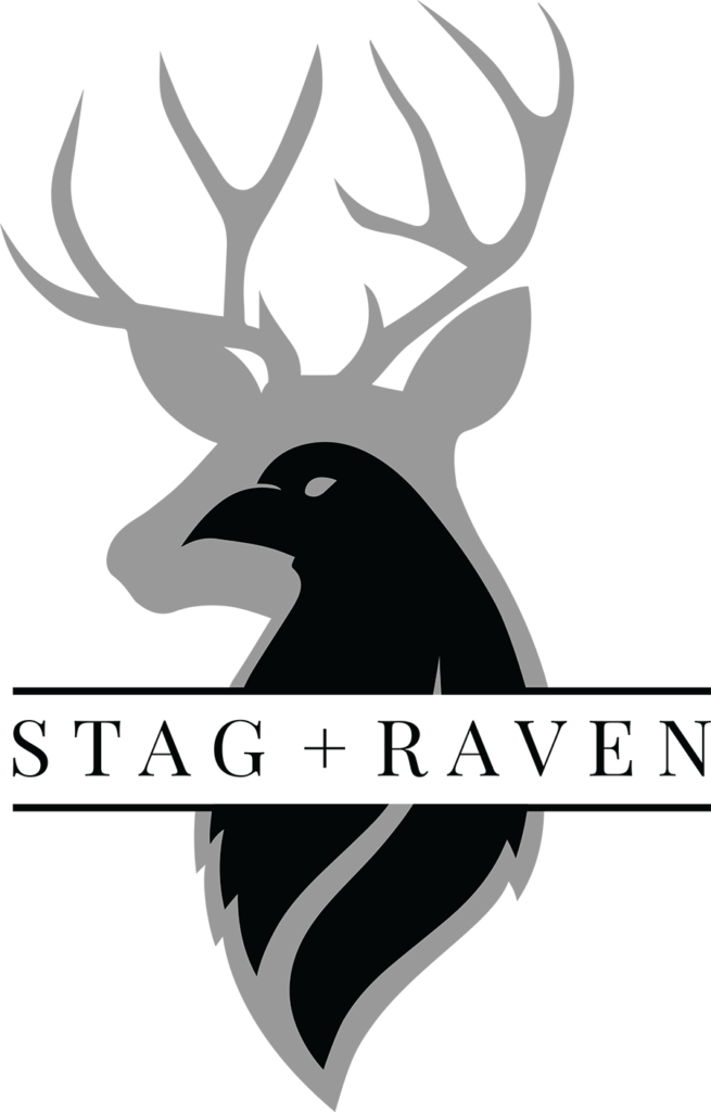 Stag + Raven