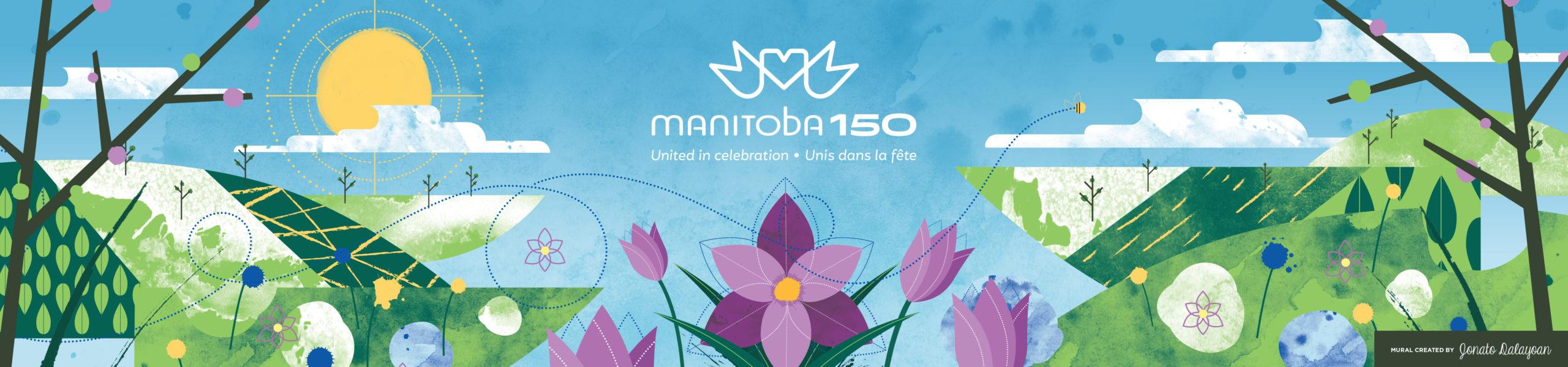 Manitoba 150 | United in celebration • Unis dans la fête